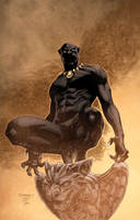 black panther RH by RossHughes
