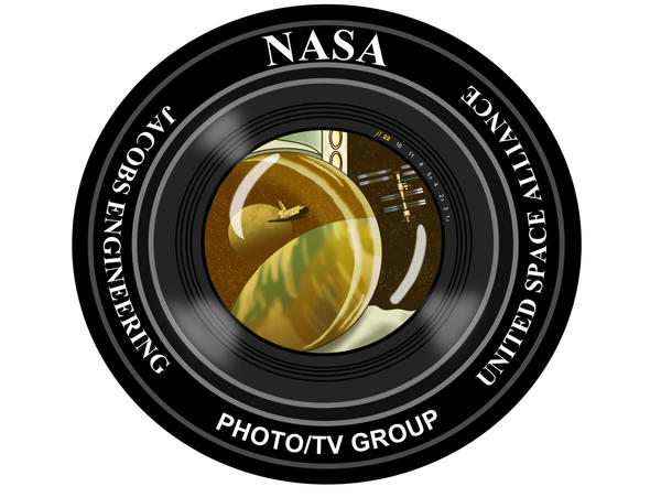 NASA Photo TV Logo Design by RossHughes on DeviantArt