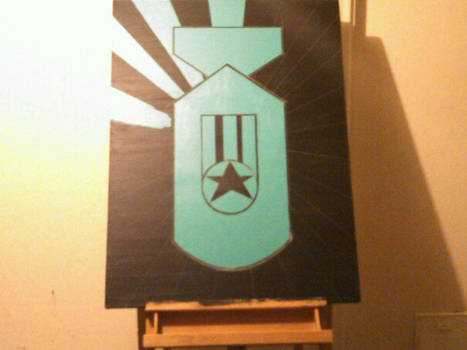 'Bombs Away'  Stage 2