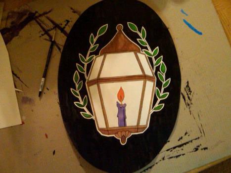 'Lantern' Finished