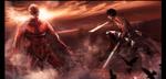 Attack on Titan by KawaiiBakaDesign