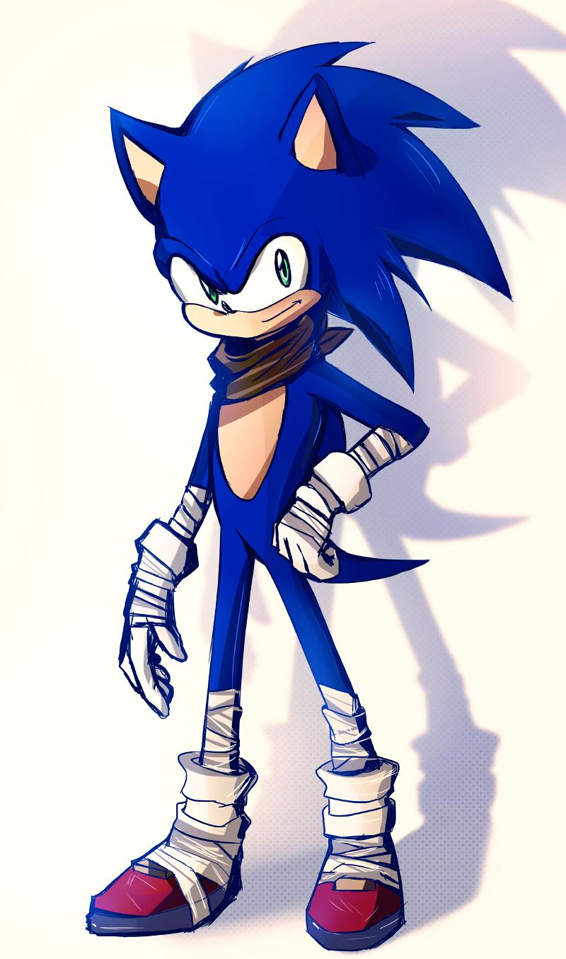 Boom Sonic by Tiffany-Tees