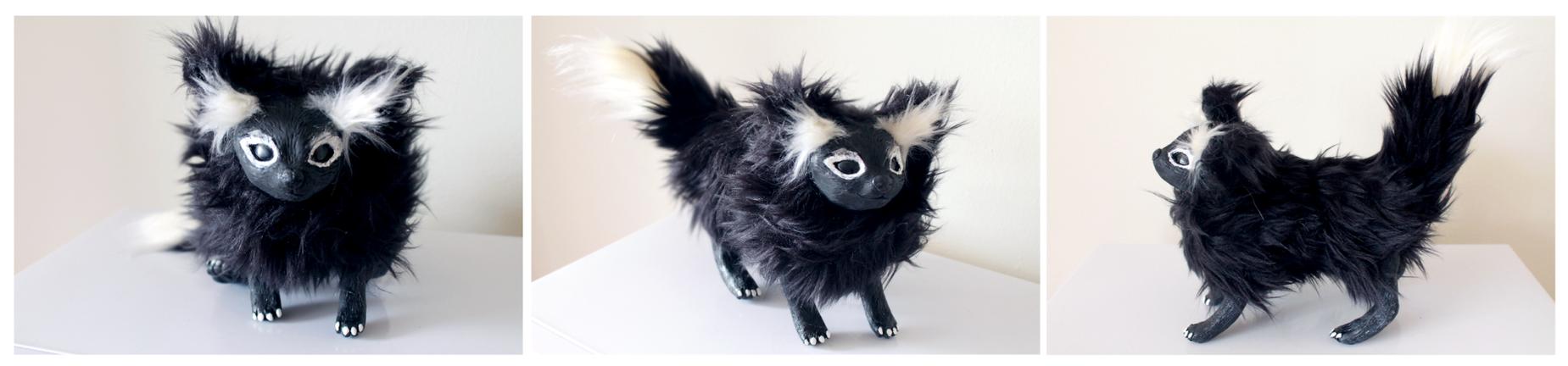 OOAK Fox by Tiffany-Tees
