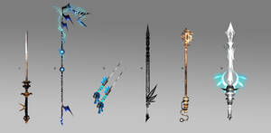 Weapon Adopt Auction CLOSED
