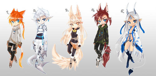 Adopt Auction OPEN Ending TONIGHT