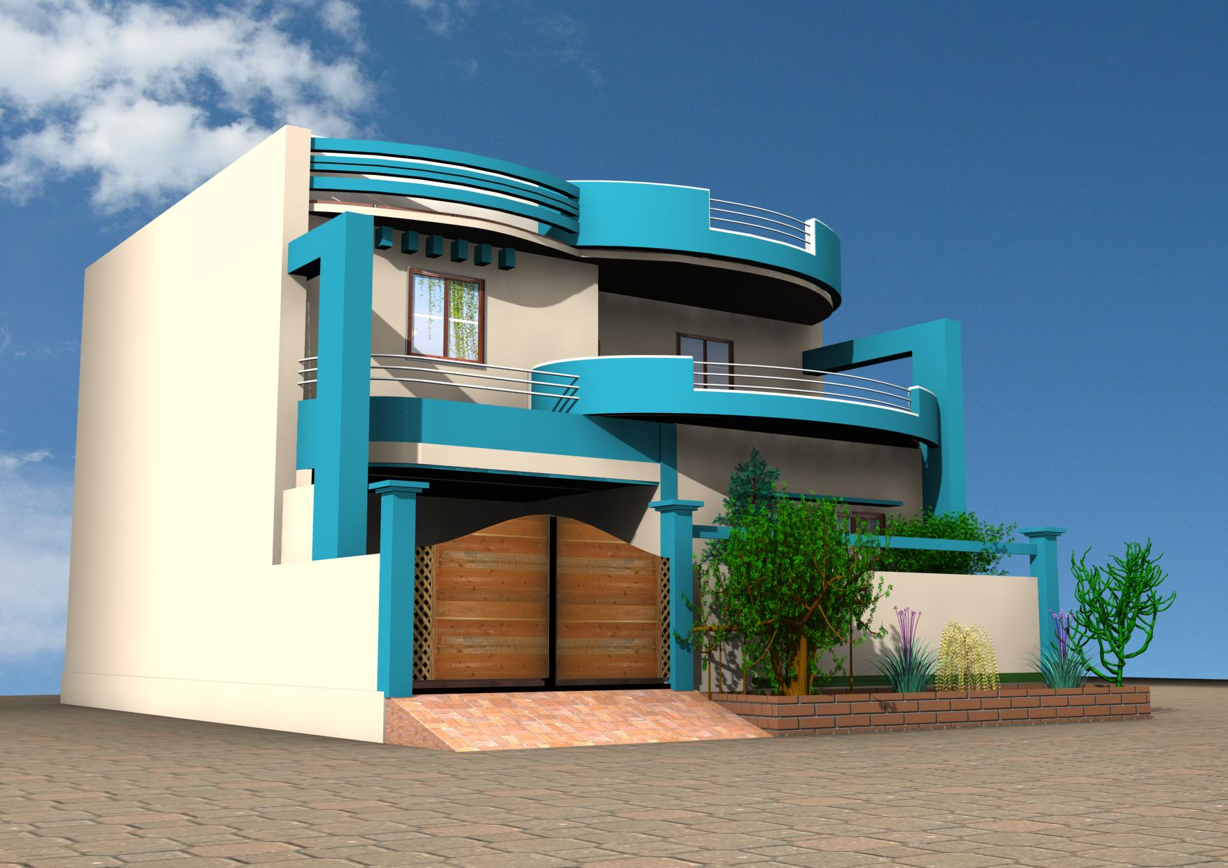 3D-Home Design-3