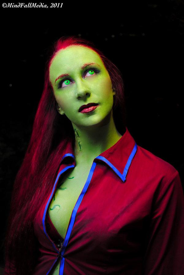 Poison Ivy- Arkham Asylum by MsVictoria on DeviantArt