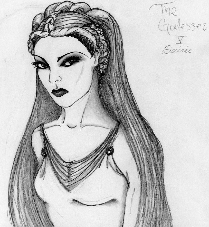 Athena Greek Mythology Drawing Hera