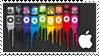 iPod Stamp