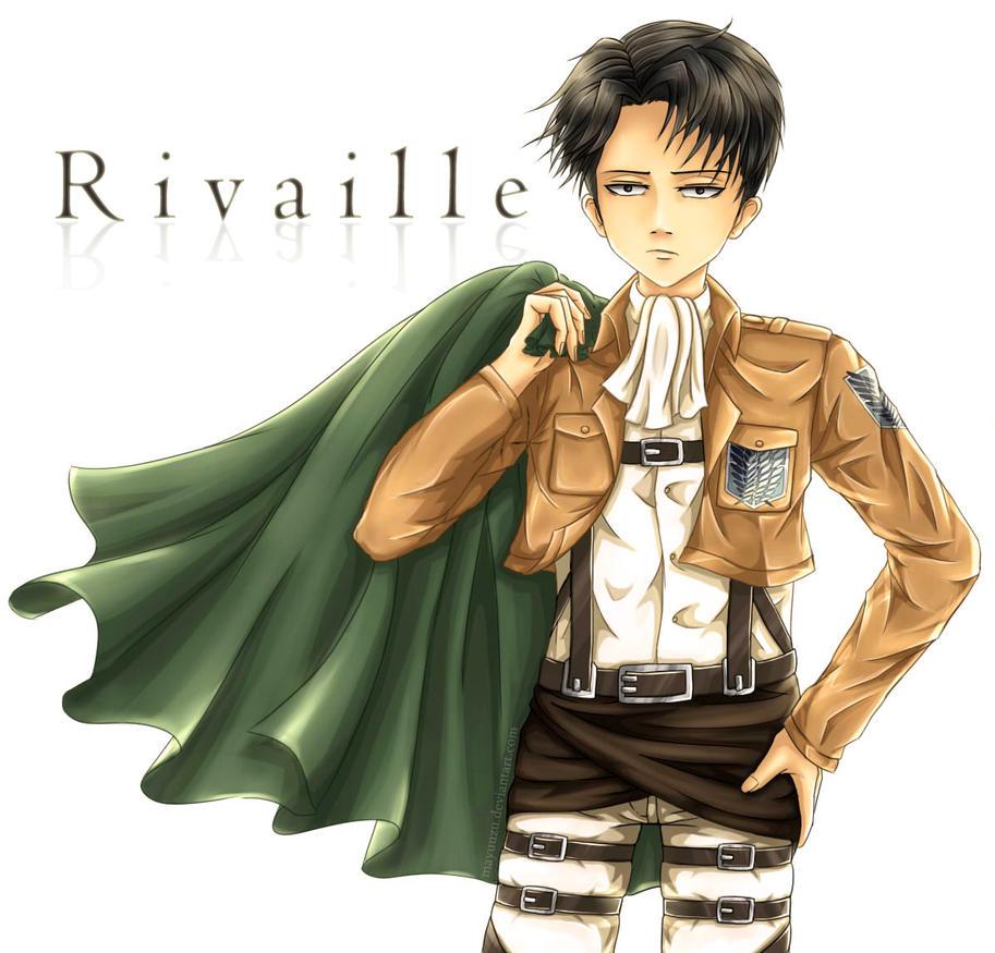 Rivaille by mayuuzu