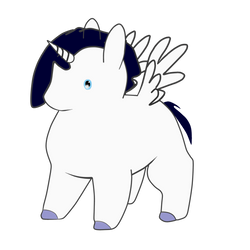 MLP Potat Pone Com: Gemini the Alicorn 4 Artemis