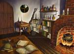 Witch's Cottage Interior