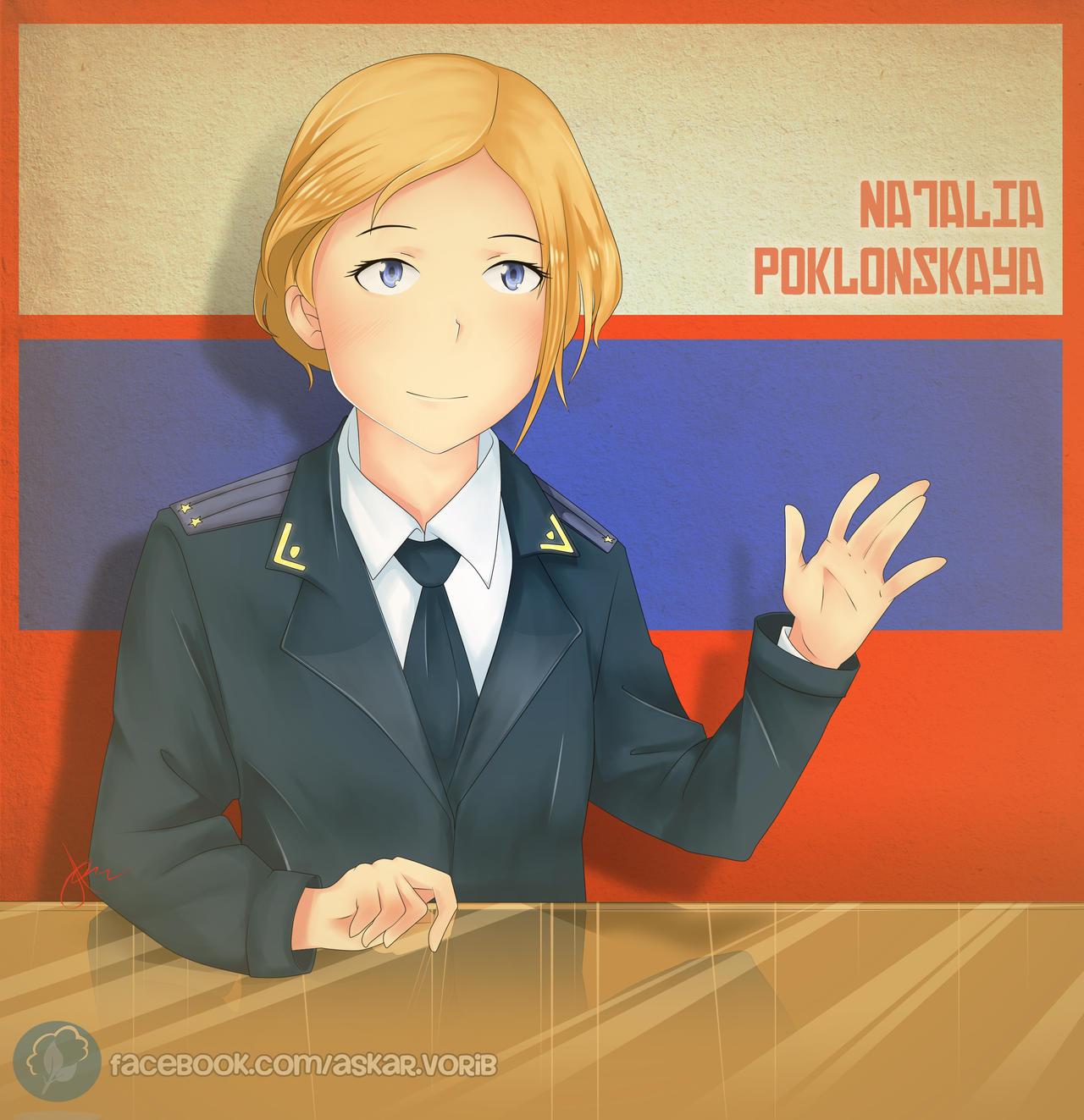 Natalia Poklonskaya by AskarDKV