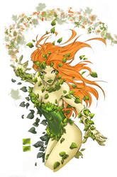 Poison Ivy by Delfine-S-Kanashii