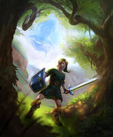 a Link to the Past by saarmander