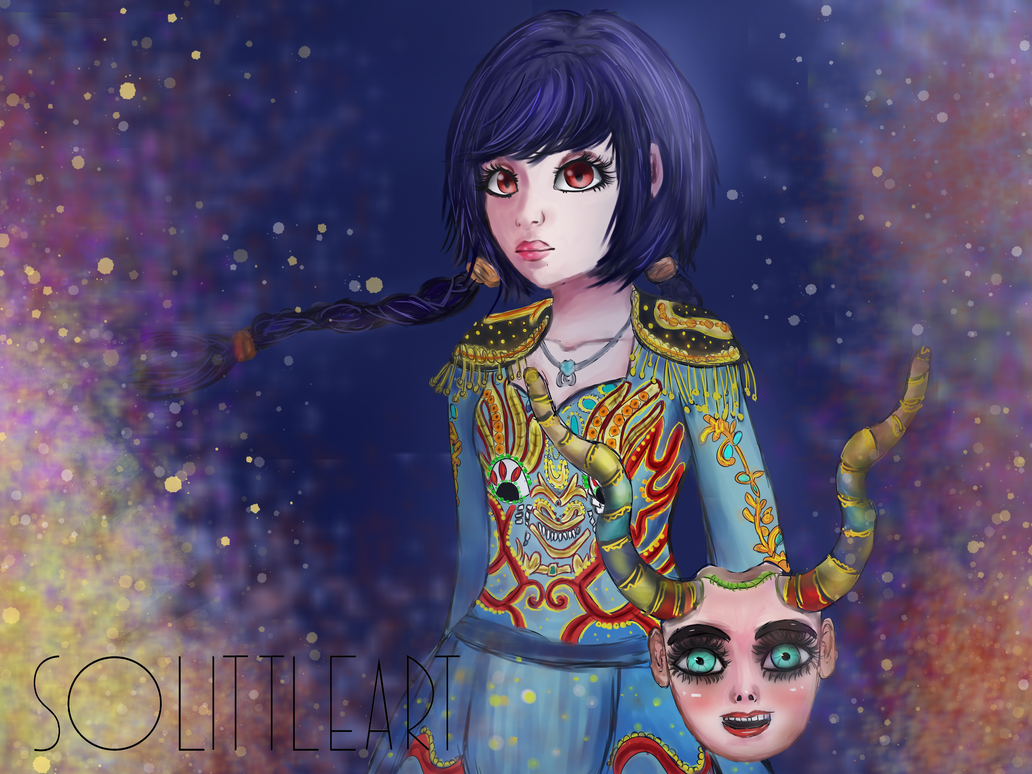 Carnaval/Bolivia 2017 by SoLittleArt