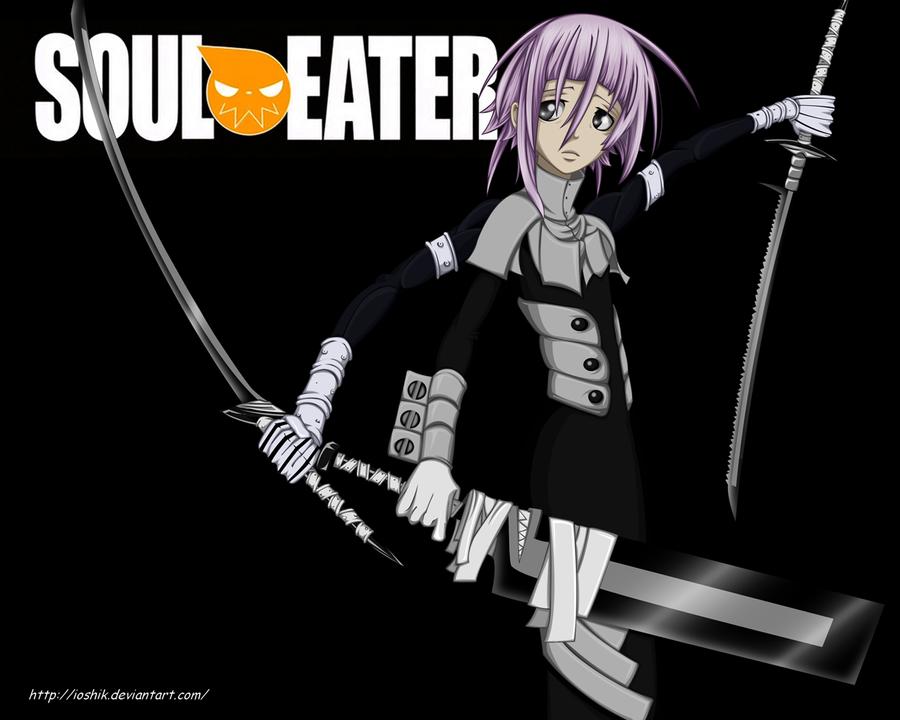 soul eater : crona by ioshik