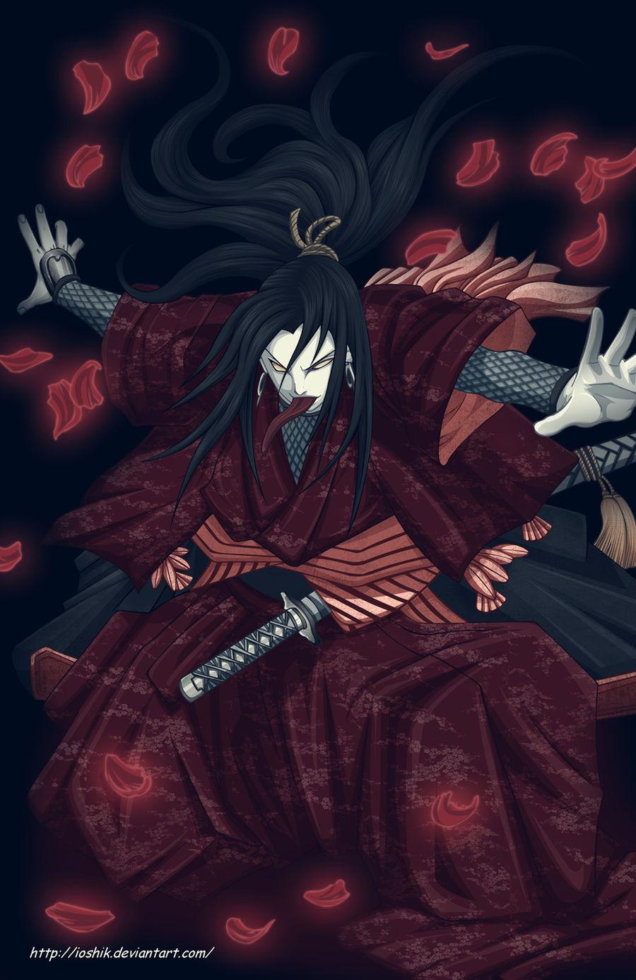 orochimaru by ioshik