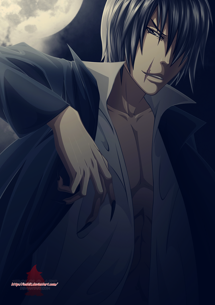 M-21 from Noblesse by ioshik on DeviantArt
