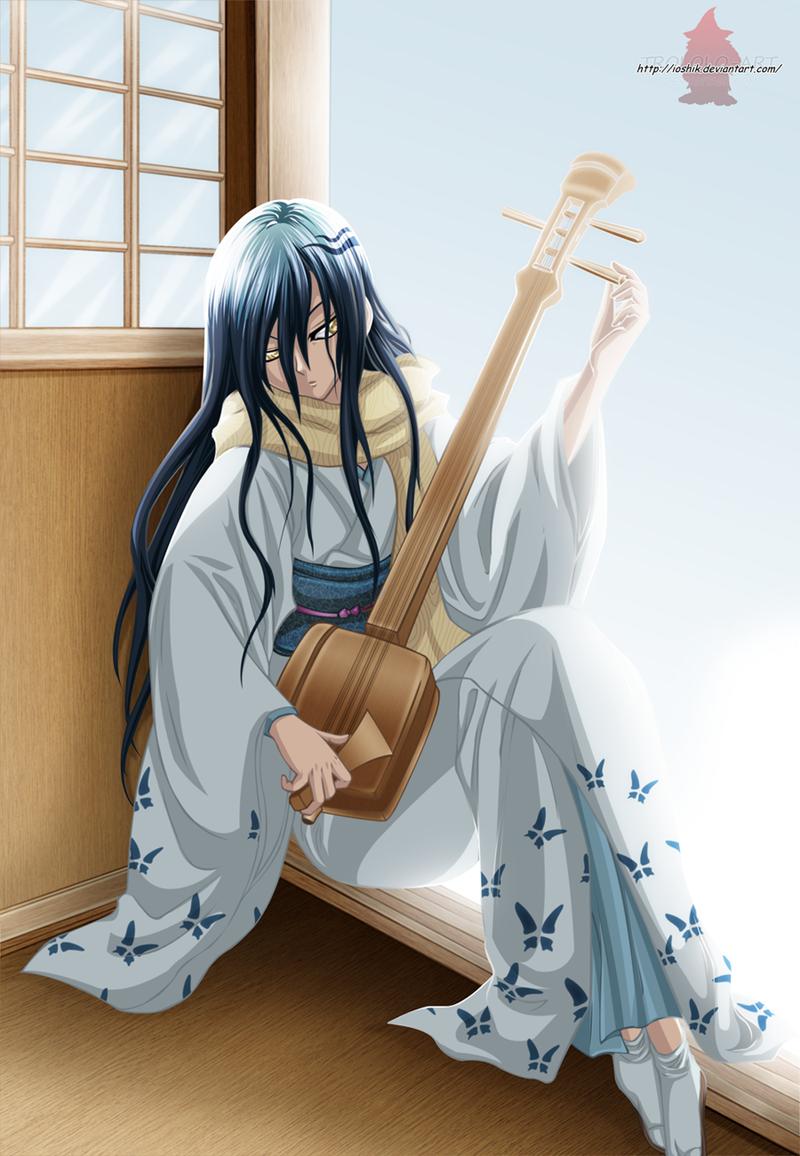 Bored Thread. - Page 34 Nurarihyon_no_mago_setsura_by_ioshik-d3hikcx