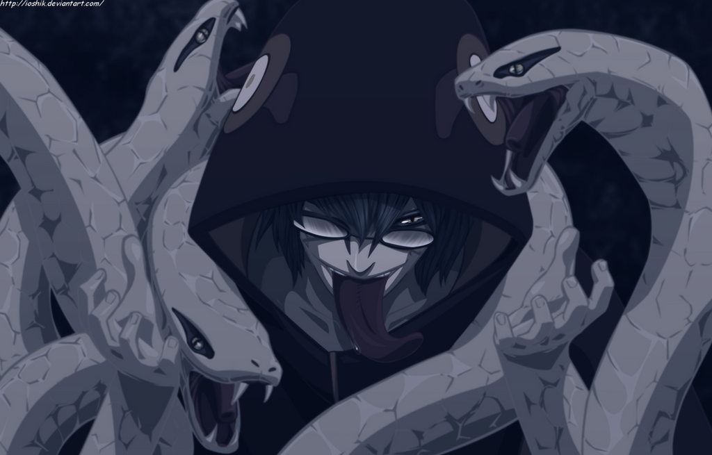 Kabuto Sage Mode Gif HD Wallpapers on picsfair.com