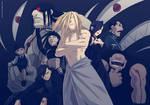 Fullmetal Alchemist: Homunculi by ioshik