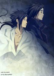 Sasuke/Itachi by ioshik