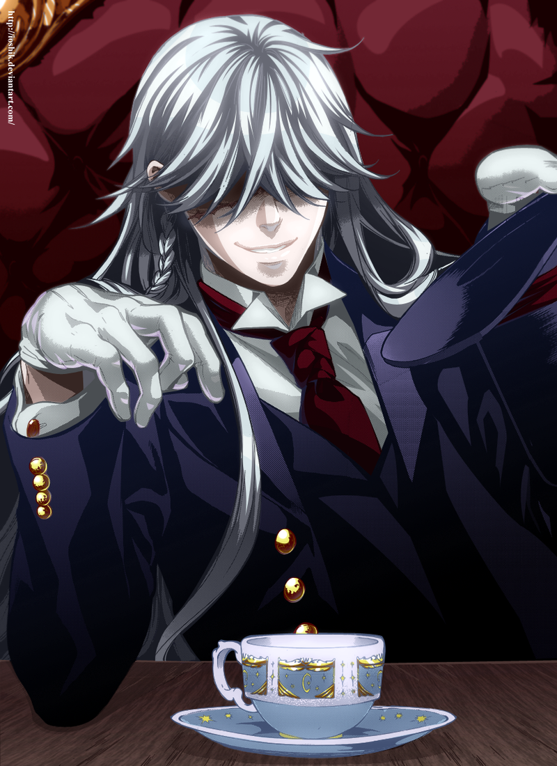 Kuroshitsuji: Undertaker by ioshik