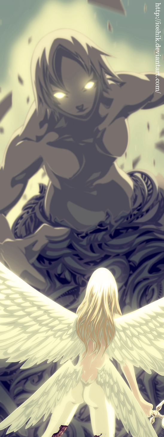 claymore by ioshik