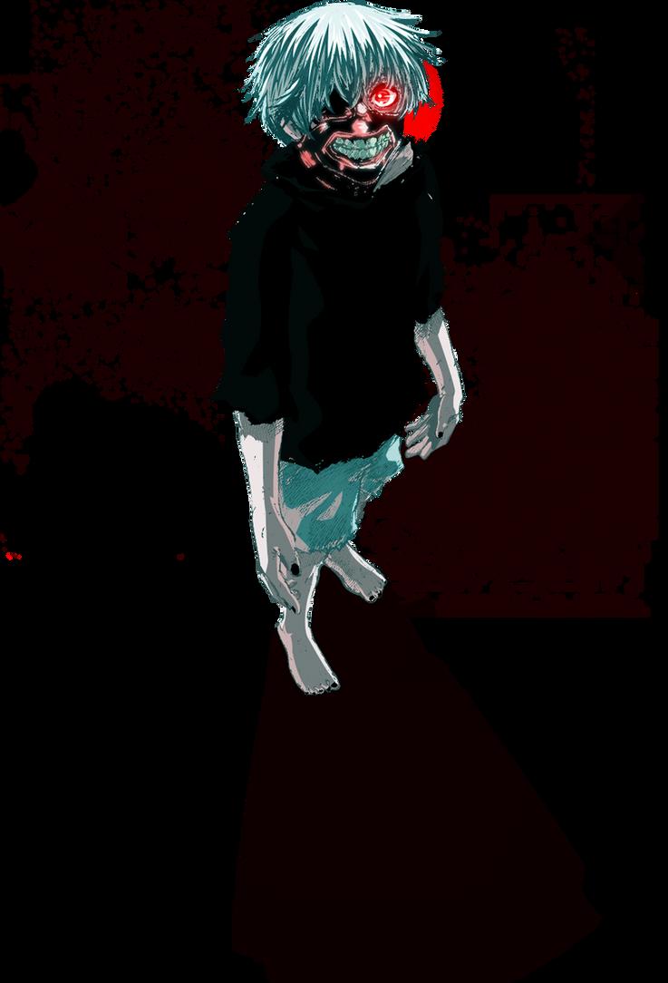 Tokyo Ghoul by ioshik
