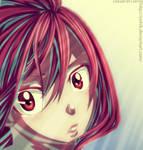 Fairy Tail  Erza Scarlet by ioshik