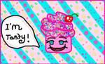 If Pinkie Pie Were A Cupcake