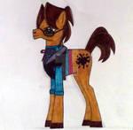 Gentleman Pony Commission