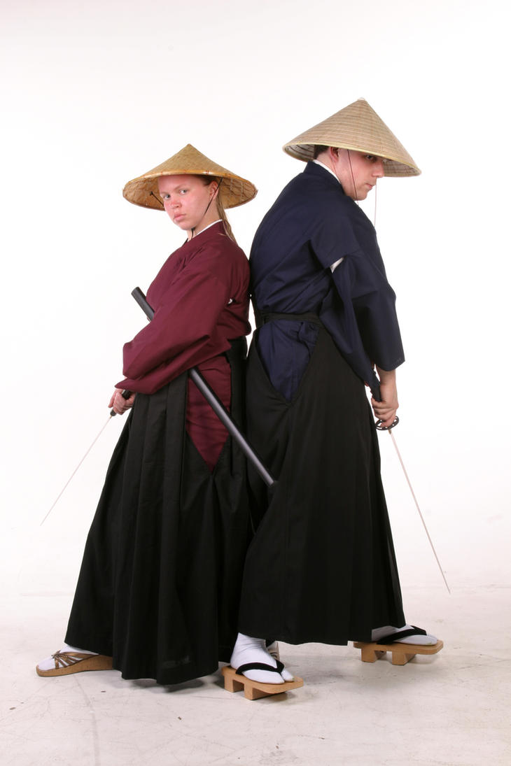 Samurai Cosplay 07 by LyraAlluse