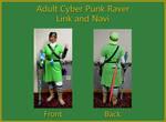 Cyber Punk Raver Link Adult Version 03