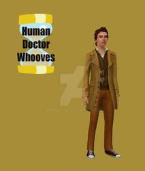 Human Doctor Whooves