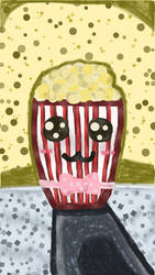 Chibi Popcorn