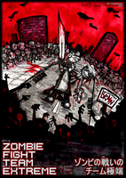 Zombie Juice by SinclairStrange