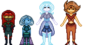 Gem OC's (Constantly Updating) by snow-head