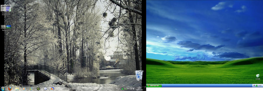 Desktop for Winter 2011 by SpringsTS