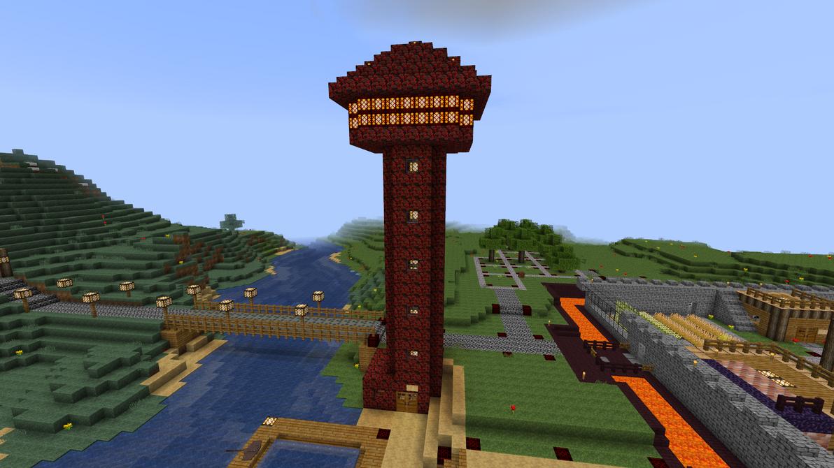 Minecraft - My Base - 16 by SpringsTS