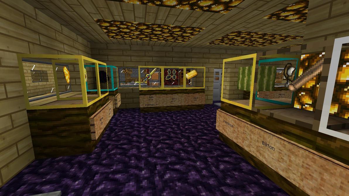 Minecraft - Utopia - 4 by SpringsTS on DeviantArtMinecraft Stone Wallpaper