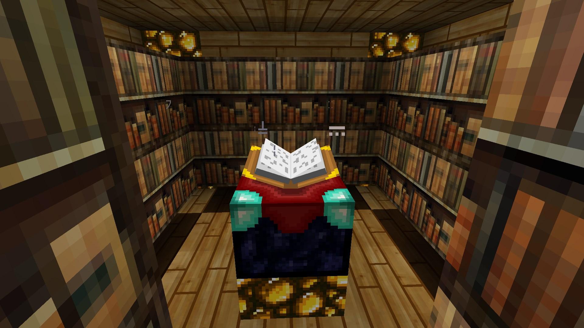 Minecraft utopia 9 by springsts on deviantart - Table d enchantement minecraft ...