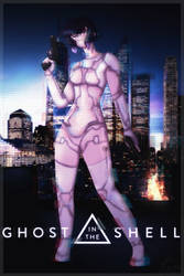 GHOST IN THE SHELL by Shadow-Angell