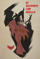 Shadow Weaver. by Axel-Gimenez