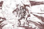 Skeletor - Evil Lord of Destruction.
