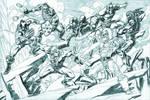Battle at Darksmoke!