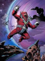 Red Beast.