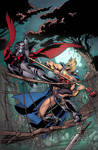 Masters of the Universe #6 Cover.