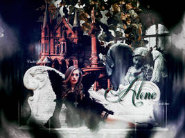 Alone by ElisabetCavalcabue